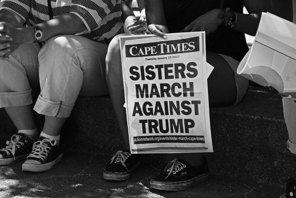 #SisterMarchCT Women's March