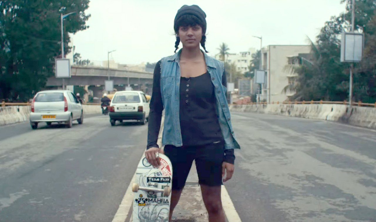 india, skateboard, feminism, feminist, music video